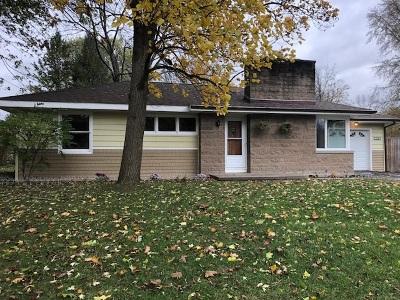 Elkhart Single Family Home For Sale: 2810 Calumet Avenue