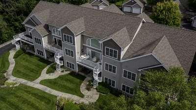 Kosciusko County Condo/Townhouse For Sale: 8732 E Smith Drive #E7