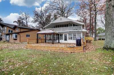 Noble County Single Family Home For Sale: 10097 N Eagle Island Road