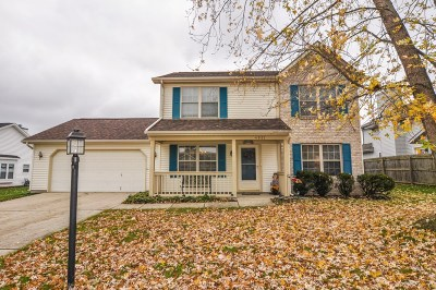 Lafayette Single Family Home For Sale: 4031 Thomas Jefferson Road