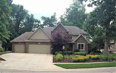 Fort Wayne IN Single Family Home For Sale: $354,900