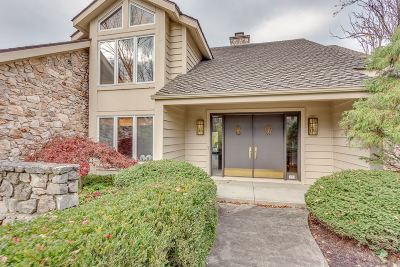 Fort Wayne Single Family Home For Sale: 13620 Aboite Center Road