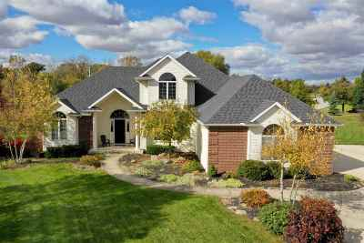 Fort Wayne IN Single Family Home For Sale: $389,000