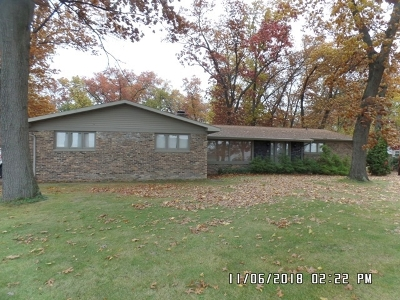 Elkhart Single Family Home For Sale: 1440 County Road 6