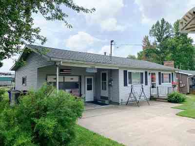 Steuben County Single Family Home For Sale: 160 Lane 251 Lake Pleasant