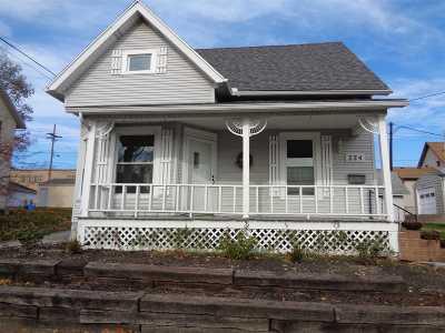 Huntington Single Family Home For Sale: 224 W Tipton Street