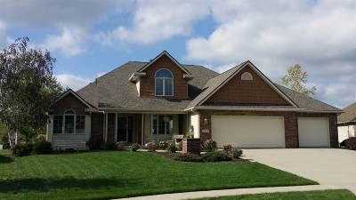 Fort Wayne IN Single Family Home For Sale: $332,900
