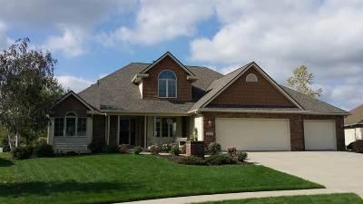 Allen County, Kosciusko County, Noble County, Whitley County Single Family Home For Sale: 16635 Amethyst Pkwy