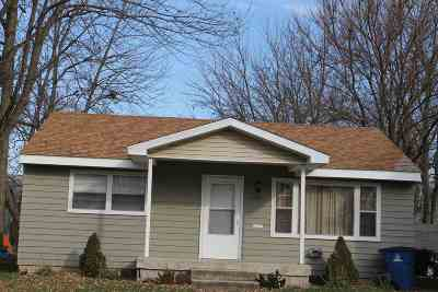 Marion Single Family Home For Sale: 126 W 37th