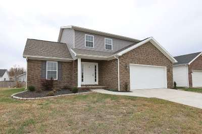 Evansville Single Family Home For Sale: 2127 Bremmerton Drive