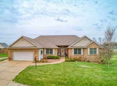 Boonville Single Family Home For Sale: 222 Quail Crossing Drive