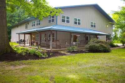 Lafayette Single Family Home For Sale: 5520 S 1075 E County Line Road