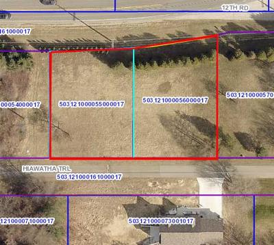 Plymouth Residential Lots & Land For Sale: Hiawatha Trail