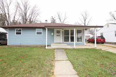 Lafayette Single Family Home For Sale: 1118 Hedgewood Drive
