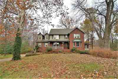 Newburgh Single Family Home For Sale: 10166 Amber Court