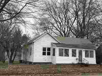 Marshall County Single Family Home For Sale: 1210 Lake Ave.