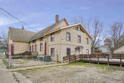 St. Joseph County Single Family Home For Sale: 311 S Apple Road