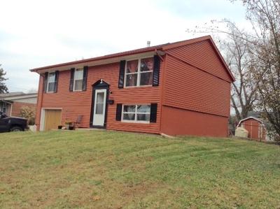 Lafayette Single Family Home For Sale: 3309 Brenner Street