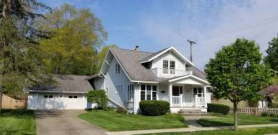 Elkhart Single Family Home For Sale: 117 Manor