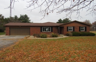 Van Buren Single Family Home For Auction: 7847 E 450N