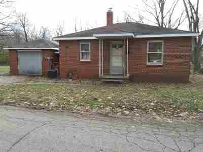 Elkhart Single Family Home For Sale: 903 Evans Street