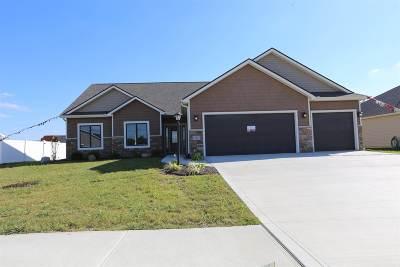 Fort Wayne Condo/Townhouse For Sale: 13017 Crape Myrtle Cove
