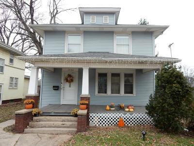 Mishawaka Single Family Home For Sale: 1336 E Lincolnway