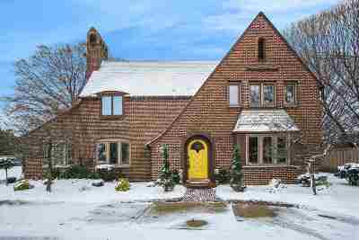 St. Joseph County Single Family Home For Sale: 220 S Eddy Street
