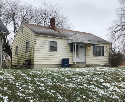 Marion Single Family Home For Sale: 2911 S Gallatin St