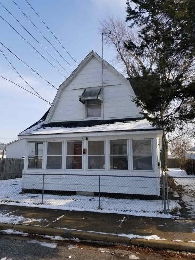 Mishawaka Single Family Home For Sale: 1116 Chrisytann Street