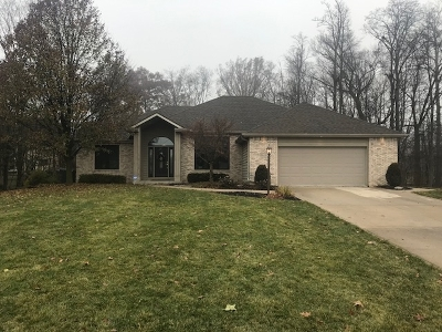 Allen County Single Family Home For Sale: 6612 Tralee Ct