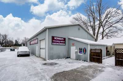 Kendallville Commercial For Sale: 664 Dowling Street