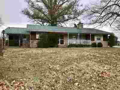 Spencer County Single Family Home For Sale: 511 E Medcalf