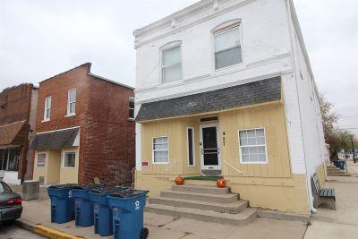 Mishawaka Multi Family Home For Sale: 423-427 W 7th Street