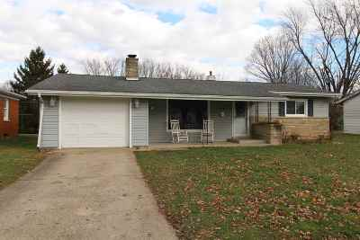 Gas City Single Family Home Cont-Accptngbackupoffers: 524 Chestnut Drive