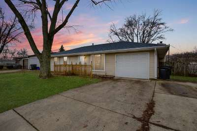 Lafayette Single Family Home For Sale: 3248 S 18th Street