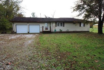Boonville Single Family Home For Sale: 277 E State Route 62