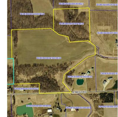 Angola Residential Lots & Land For Sale: Tract 2 E Metz