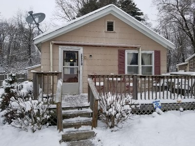 South Bend Single Family Home For Sale: 23581 Fillmore