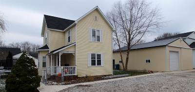 Gas City Single Family Home For Sale: 202 W North F Street
