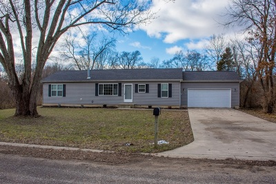 South Bend Single Family Home For Sale: 55861 Gale Rd