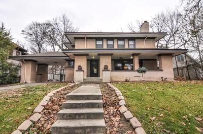 Lafayette Single Family Home For Sale: 615 Kossuth St