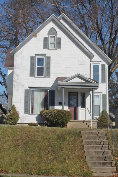 Marion Single Family Home For Sale: 700 W 6th Street
