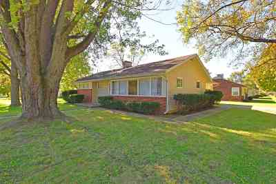 Allen County Single Family Home For Sale: 2136 Reckeweg Road