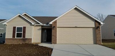 Lafayette Single Family Home For Sale: 4569 Lamerocke Dr (Lot 85)