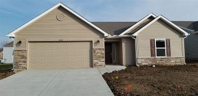 Lafayette Single Family Home For Sale: 4587 Lamerocke Way (87)