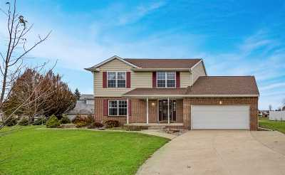 Allen County Single Family Home For Sale: 3728 Winding River Court