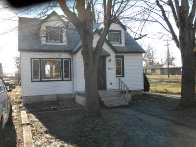 Fort Wayne IN Single Family Home For Sale: $49,900