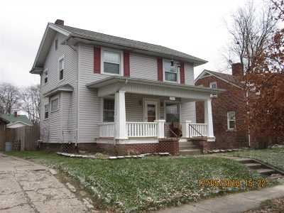 Fort Wayne Single Family Home For Sale: 1648 N Highlands Boulevard