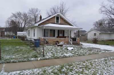St. Joseph County Single Family Home For Sale: 2111 W 6th Street